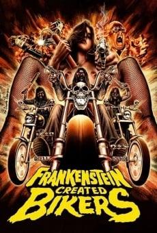 Frankenstein creó a los ciclistas