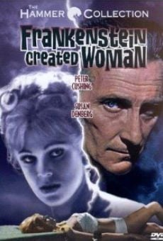 Frankenstein Created Woman on-line gratuito