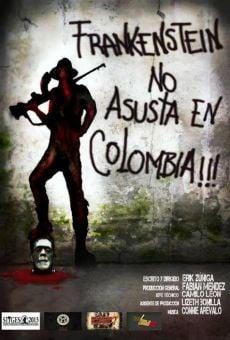Ver película Frankenstein no asusta en Colombia!!!