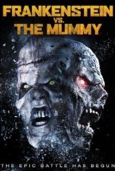 Frankenstein vs. The Mummy online kostenlos