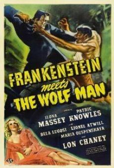 Frankenstein y el Hombre Lobo online