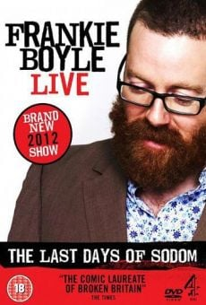Frankie Boyle Live; The Last Days of Sodom online streaming