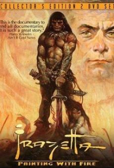 Frazetta: Painting with Fire online free