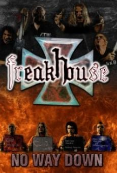 Película: Freakhouse: No Way Down