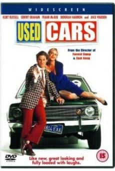 Ver película Frenos rotos, coches locos