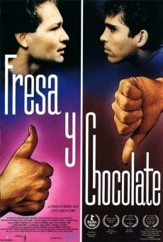Ver película Fresa y chocolate