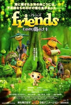 Friends: Aventura en la isla de los monstruos on-line gratuito