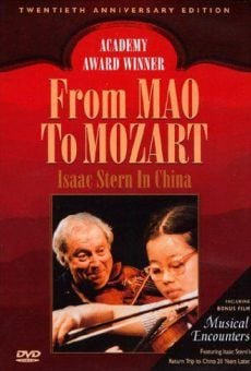 From Mao to Mozart: Isaac Stern in China Online Free