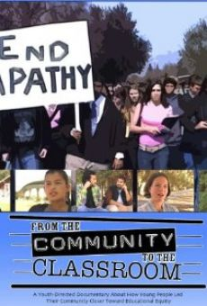 Película: From the Community to the Classroom