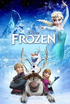 Película: Frozen. El reino del hielo