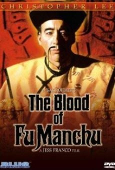 The Blood of Fu Manchu online free