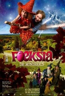 Ver película Fucsia la mini bruja