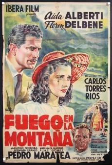 Ver película Fuego en la montaña