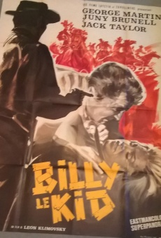 Billy le Kid en ligne gratuit