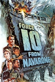 Forza 10 da Navarone online streaming