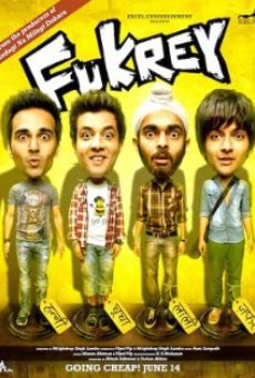 Watch Fukrey online stream