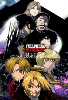 Ver película Fullmetal Alchemist: El conquistador de Shambala