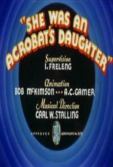 Looney Tunes: She Was an Acrobat's Daughter en ligne gratuit