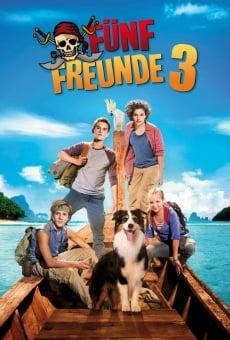 Ver película Los cinco y la isla del tesoro
