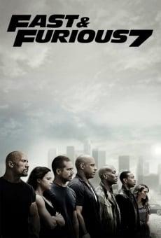 Fast & Furious 7 online kostenlos