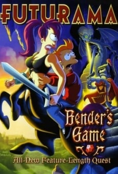 Futurama: Bender's Game on-line gratuito