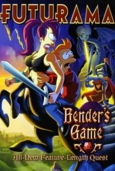 Ver película Futurama: El juego de Bender