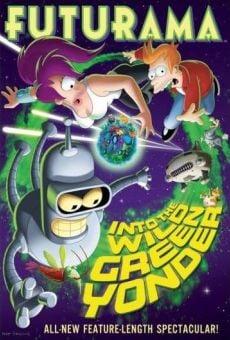 Futurama: Into the Wild Green Yonder online kostenlos