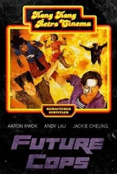 Ver película Future Cops