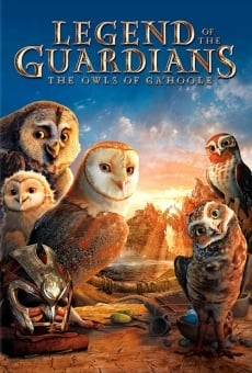 Legend of the Guardians on-line gratuito
