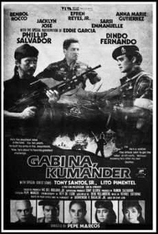 Ver película Gabi Na Kumander