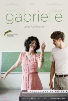 Ver película Gabrielle