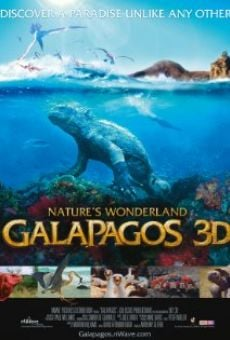 Galapagos: Nature's Wonderland online streaming