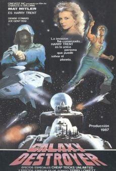 Ver película Galaxy Destroyer