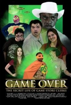 Película: Game Over: The Secret Life of Game Store Clerks