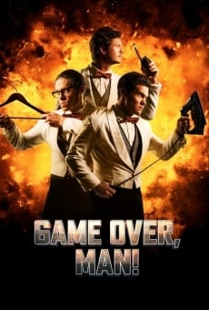 Película: ¡Game Over, Tío!
