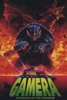 Ver película Gamera, el guardián del universo