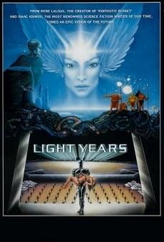 Ver película Gandahar, los años luz