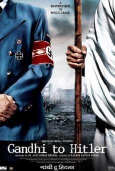 Gandhi to Hitler streaming en ligne gratuit