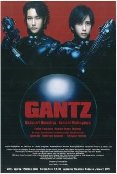 Gantz: Génesis (Gantz: Part 1) on-line gratuito