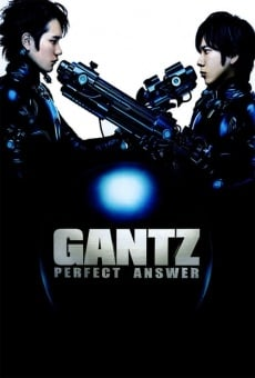 Ver película Gantz: Perfect Answer