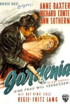 Ver película Gardenia azul