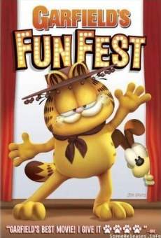 Garfield's Fun Fest on-line gratuito