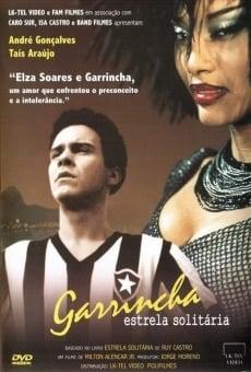 Garrincha. Estrela Solitária on-line gratuito