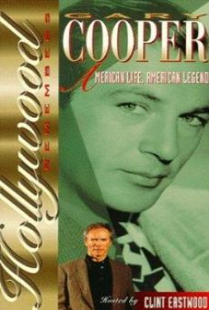 Gary Cooper: American Life, American Legend