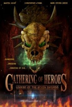 Ver película Gathering of Heroes: Legend of the Seven Swords