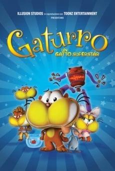 Ver película Gaturro, la película
