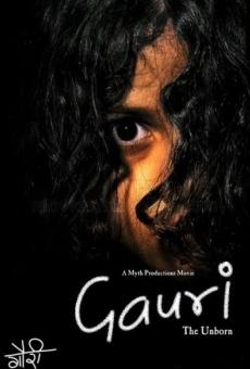 Ver película Gauri The Unborn