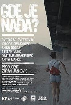 Ver película Gde je Nada?