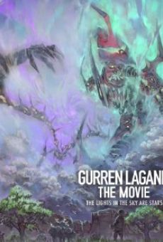 Gurren Lagann - The Movie 02 - The Lights in the Sky Are Stars online