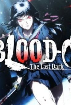 Gekijouban Blood-C: The Last Dark en ligne gratuit